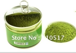 200 Grams Natural Organic Matcha Green Tea Powder Japanese style(China (Mainland))