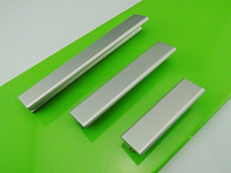 Furniture Hardware Kitchen Door Handles And Drawer Cabinet Bar Handle (C.C.:288mm,Length:298mm)(China (Mainland))