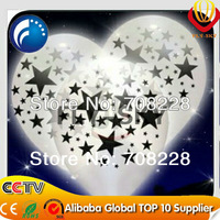 Freeshipping!! 2012 Hot Sale LED Lighting Balloon Party Decoration Wholesale 80pcs/lot