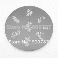 Free shipping 20pcs/lot Nail Art Stamping Image Plate /Stamping Nail Art/ Image Plate