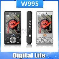 W995 Original Sony Ericsson  W995i Cell Phone 8.1MP 3G WIFI GPS
