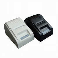 2' 58mm  lan interface thermal receipt printer, thermal bill printer,pos printer (black or white)