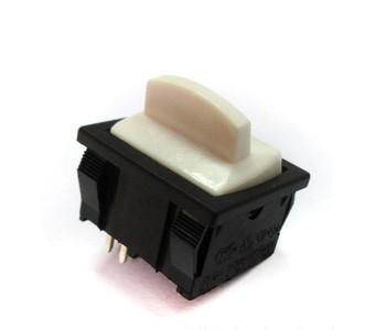 Legion Mini Toggle Switch SPST 24x21mm 16A 125/250v