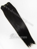 "Free shipping, 3 pcs/lot, indian remy hair extension, hair weaving, 12""~28"", total 300grams/lot, factory price directly!"