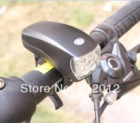 Cycling Bike Bicycle Super Bright 5 LED Front Head Light Lamp Flashlight 3 modes