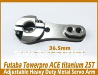 Servo Arm 25T Matal Horns For TowrePro MG995 MG996 Futaba ACE Titanium x2pcs