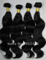 queen hair products 100 virgin brazilian human hair weave,body wave,3pcs / lot,300g/lot,mixed lengths,DHL free shipping