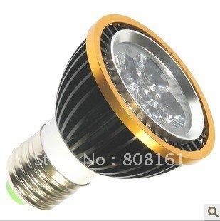 Black COOL SHAPE!10x par20 10w 5x2w E27 LED down Light 750-800lm(China (Mainland))