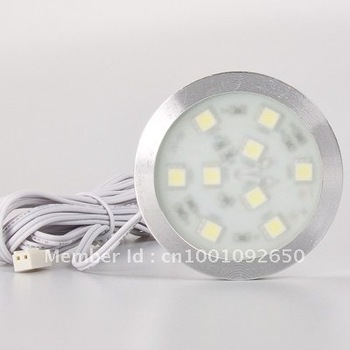 LED  Down Light Furniture Decorative Lighting Display  12v 1.8W  9leds SMD5050 and Show Case