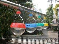7LED Solar light bulb  LED Hanging solar camping lantern LED reading light  60pcs/lot  Free shipping