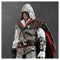 Free Shipping Custom Made Sale Assassins Creed Ezio Anime Convention Costume,2kg/pc