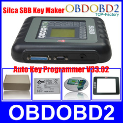 Top Realted Universal SBB Key Maker Immobilizer Newest Version V33.02 Silca SBB Auto Key Programmer 9 Languages High Performance(China (Mainland))