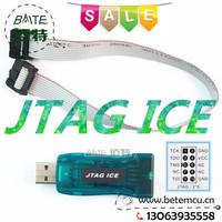 Free shipping AVR USB Emulator debugger programmer JTAG ICE for Atmel avrstudio 4.19  1PCS