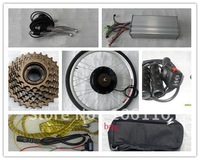 new products,48v  1000w electric bike conversion kit,black motor