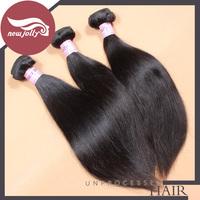 Malaysian straight hair unprocessed natural hair weft 3pcs/lot malaysian hair bundles mixed lenght 12''-28'' inch