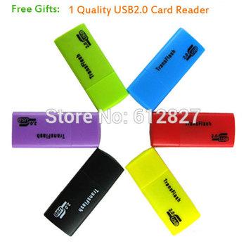 Discount USB Card reader for MEMORY CARDS HC MICROSDHC TF FLASH CARDS USB PEN DRIVE BULK WHOLESALE