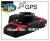 "GS5000 1.5"" LCD Car DVR Recorder Car Black Box Full HD 1080P with GPS G-Sensor and IR Night Vision"