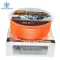 No.1 Quality&Service 4 Strand Red Color 300M Japan Multifilament Super Strong 100% PE Braid Fishing Line 12LB
