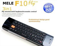 $27.47!! Mini wireless keyboard&fly air mouse MELE F10,black Remote Controller For Android TV Set Top Box( Htpc ) Use