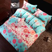 Promotion Free shipping REA Print BEDDING BEDSheets  Bedding Set duvet cover set bedlinen quilt cover set  comforter cover set