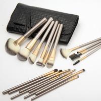 Wholesale Professional 18pcs Makeup Brushes Make Up Brush Tool Kits with High Quality nNylon Hair , Free Shipping