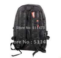 Promotion hiphop skate sup large backpack in black blue red