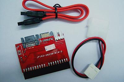 F02656 2 in 1 SATA to IDE Converter / IDE to SATA Combo Converter(China (Mainland))