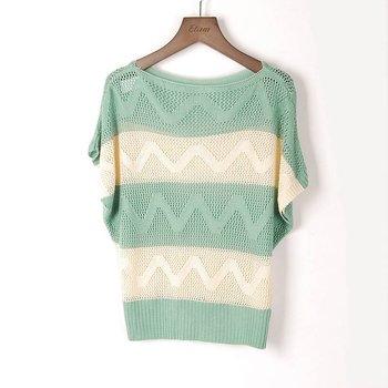 On sale!!Hot New Fashion Korea/Japan Women Hollow Cardigan Sweater,ladies Knitwear Cardigans Pink/yellow/Green/Black/Blue/Red