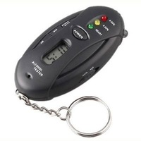 Breath Alcohol Tester with Flashlight, portalble, safety for drivers ! FREE SHIPPING !!