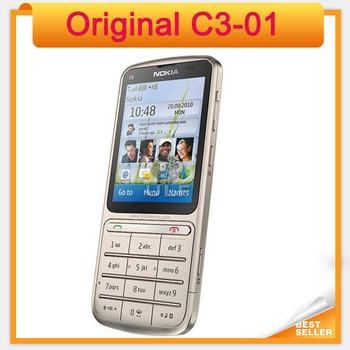 Original C3-01 Nokia Mobile Phone