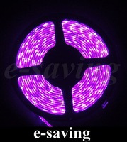 3528 300 5M Pink LED Strip SMD Flexible light 60led/m outdoor waterproof High Quality! Ribbon
