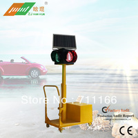 solar traffic signal lights with battery 12v 50AH and competitve price