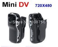 EMS DHL Free shipping  Sports DVR  mini Camera MD80  720*480 with 100pcs/lot