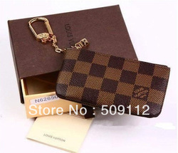 Free shipping wallet card bag key bag purse 1piece(China (Mainland))