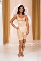 Free DHL Shipping 150pcs/lot Slim Lift Body Shapes Beauty Tummy Trimmer Thinner Nylon+Spandex MID Rise As Seen On TV