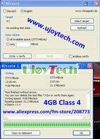 10pcs/lot Real 2GB 4GB 8GB 16GB 32GB Micro SD card Class 4 High Quality OEM TF Card+Adapter+Plastic Box+Free Shipping+Gifts