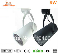 9w  led track light /stand lamp commercial lighting spotlight ,3 year warranty, free shipping