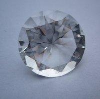 Free Shipping 10pcs Wholesale High Quality Crystal Diamond  Wedding Decoration, Gift, 30mm
