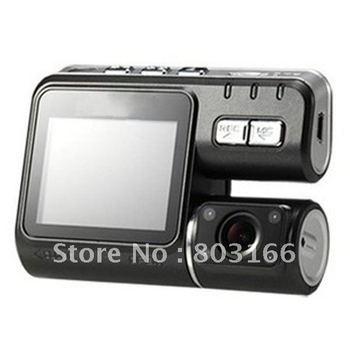 "4 IR LED HD 720P 2.0"" TFT LCD Car DVR Camera Recorder G-Sensor Night Vision I1000"