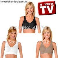 Free shipping 450pcs AHH Bra &Seamless Shaper sport Underwear Bra 6 clors