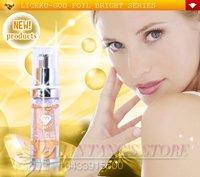 New gold foil brighten eye promotion  essence   + golden +cheap