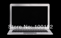"MTL A3 14.1"" Air Laptop Intel D2500 CPU Dual Core 1.83GHz 2G DDR3 320G windows7 NetBook"