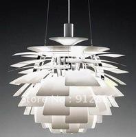 Artichoke Lamp 38CM Diamete white andr silvery +Pandant Lighting+Wholesale Price+High Quanlity