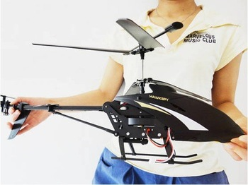Camera Helicopter Egofly LT-711 3.5CH RC Large Helicopter RTF With Gyro & Camera W/O BATTERY