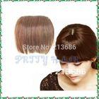 Brazylijski Klip Remy ludzkiego włosa w Fringe Bang Treski, Kolor # 6,5404 (Chiny (kontynentalne))