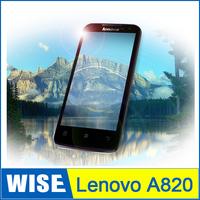 Original lenovo a820 MTK6589 Quad Core Android 4.1 Mobile Phone 4.5'' IPS Screen Camera Wifi Bluetooth