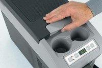 free shipping by fedex hot selling German cdf11 compressor car refrigerator car portable small refrigerator