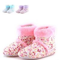 SALE 2014 Korean Style Flower Lovely Home Shoes Floor Socks Indoor Slippers Winter Foot Warmer 3 COLORS