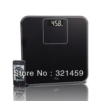 Digital Scale Body Fat Weight Scale Bluetooth Health Balance Meet Apple performance standards with 180kg/400lb Capacity