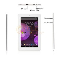 9 inch AllWinner A23 dual core Android 4.2 512M 8GB Dual Camera Capacitive Touch Screen Webcam Tablet PC